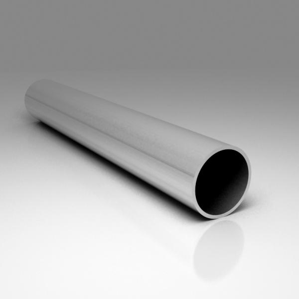 Круглая стандартная алюминиевая труба АД31Т5